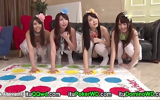 Japanese spinners memorable xxx clip