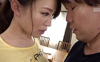 Rinne Toka - A Muscular Wield Wife S Orgasmic Cowgirl Position - TOKA RINNE