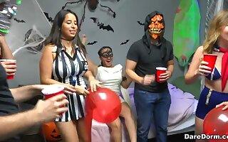 Halloween Dress Fro