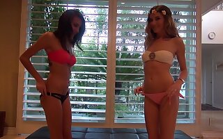 A double beach date on every side Alison Faye and Janice Griffith