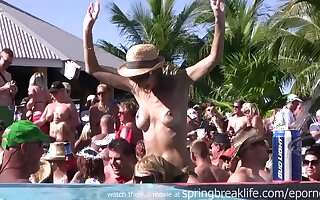 Pool Party Chicks - Release Erotic Show