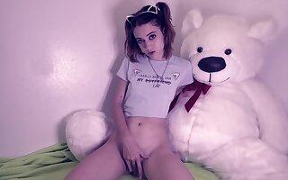 Naomi Dee - Pet my Furry Pussy
