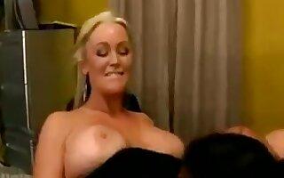 Mozenrath Presents  Nina Mervedez And Abbey Brooks Sexy Lesbian